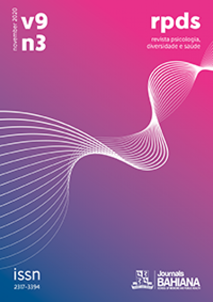 Revista Psicologia, Diversidade e Saúde