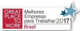 Selo 2017 Brasil