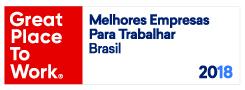 Selo 2018 Brasil